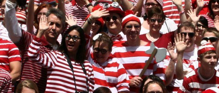 Where's Waldo Was Wonderful, Wacky, Weirdness