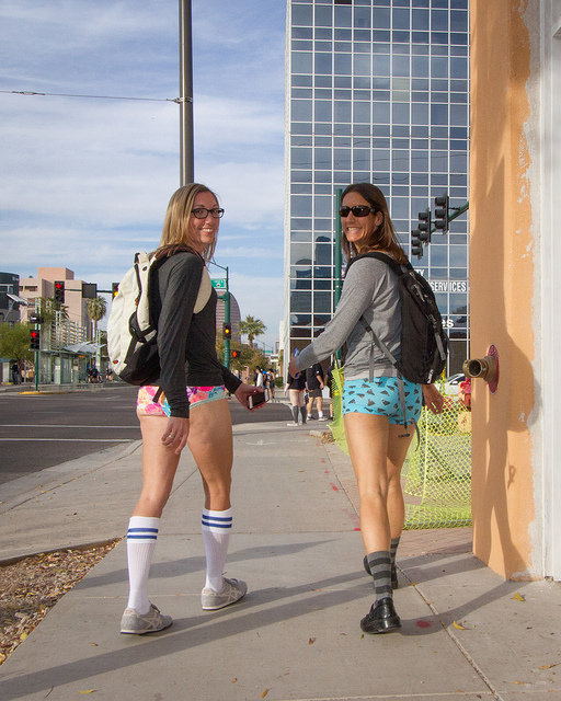 Save the date – Phoenix 2016 No Pants Ride is January 10th!