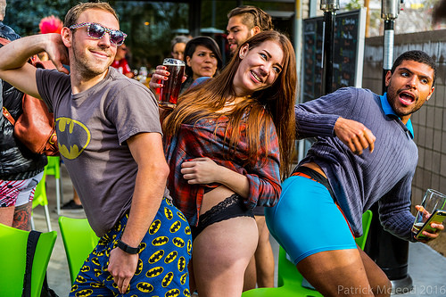 Announcing the 2018 Phoenix No Pants Light Rail Ride